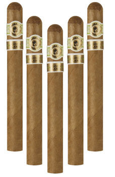 Macanudo Gold Label Shakespeare (5 Cigars Sampler)