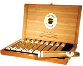 Ashton Crystal Belicoso Tube