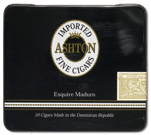 Ashton Esquire Maduro (1 Tin)