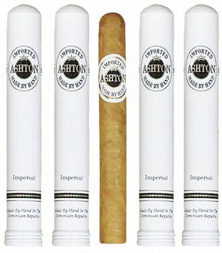 Ashton Imperial Tube (5 Cigars Sampler)