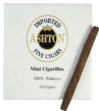 Ashton Mini Cigarillos (1 Pack)