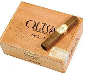 Oliva Serie G Robusto Box Pressed