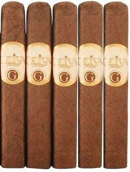 Oliva Serie G Robusto Box Pressed (5 Cigar Sampler)