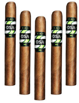 CAO OSA Sol Lot 46 (5 Cigars Sampler)