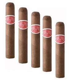 Romeo y Julieta Bully (5 Cigars Sampler)