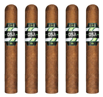 CAO OSA Sol Lot 50 (5 Cigars Sampler)