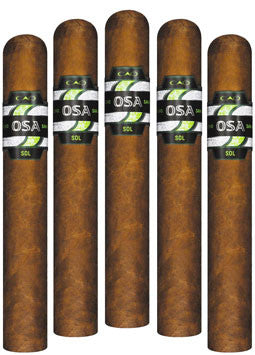 CAO OSA Sol Lot 54 (5 Cigars Sampler)