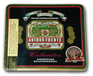 Fuente Cubanitos (1 Tin Sampler)