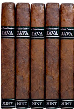 Java Robusto Mint (5 Cigars Sampler)