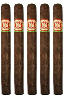 Arturo Fuente Curly Head Deluxe Maduro (5 Cigars Sampler)