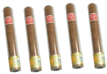 Romeo y Julieta Deluxe #1 Glass Tube (5 Cigars Sampler)