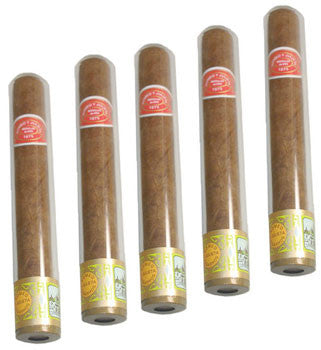 Romeo y Julieta Deluxe #2 Glass Tube (5 Cigars Sampler)