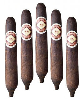 Diamond Crown Figurado #6 Maduro (5 Cigars Sampler)