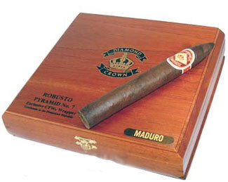 Diamond Crown Pyramid #7 Maduro