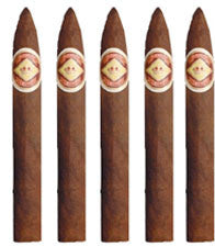 Diamond Crown Pyramid #7 Maduro (5 Cigars Sampler)