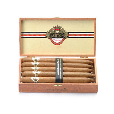Ashton Cabinet #1 (5 Cigars Sampler)