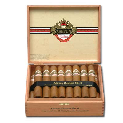Ashton Cabinet #6 (5 Cigars Sampler)