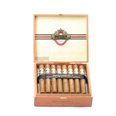 Ashton Cabinet #7 (5 Cigars Sampler)