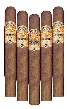 Diamond Crown Maximus Belicoso #10 (5 Cigars Sampler)