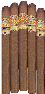 Diamond Crown Maximus Double Corona #1 (5 Cigars Sampler)