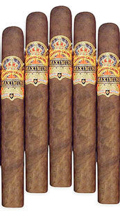Diamond Crown Maximus Toro #4 (5 Cigars Sampler)
