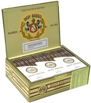 Don Diego Babies (10 Cigars Sampler)