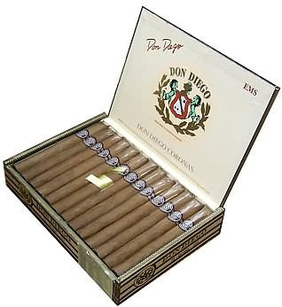 Don Diego Corona (5 Cigars Sampler)