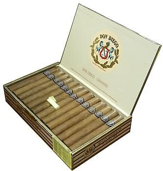 Don Diego Grandes (5 Cigars Sampler)