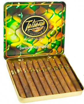 Tatiana Tins Euphoria Large (1 Tin of 10)
