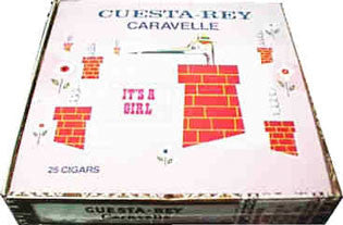 Cuesta-Rey It's a Girl Caravelle