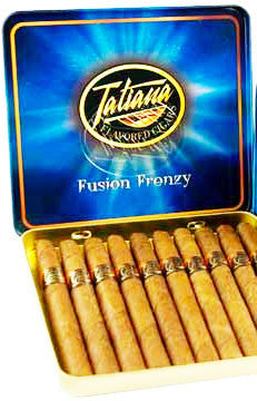Tatiana Tins Fusion Frenzy Large (1 Tin of 10)
