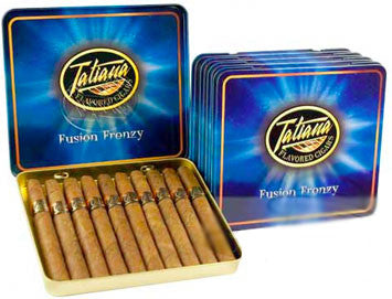 Tatiana Tins Fusion Frenzy Small (5 Tins of 10)