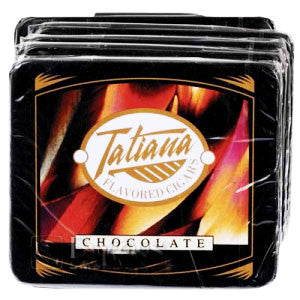 Tatiana Tins Chocolate Small (5 Tins of 10)