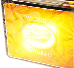 Tatiana Tins Natural Small (1 Tin of 10)