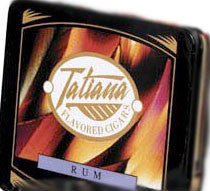 Tatiana Tins Rum Small (1 Tin of 10)