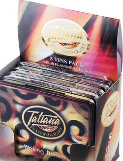 Tatiana Tins Walking Dream Large (5 Tins of 10)