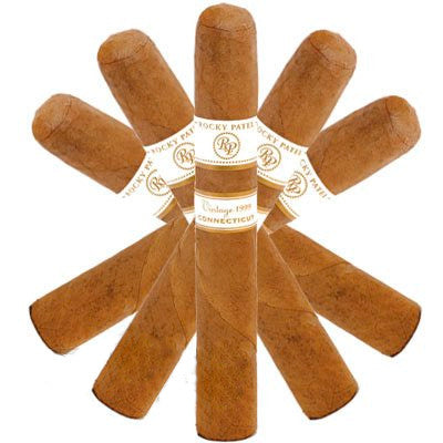 Rocky Patel Vintage Connecticut 1999 Robusto (5 Cigars Sampler)
