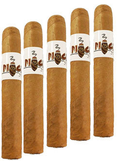 Nick's Sticks Robusto Connecticut (5 Cigar Sampler)