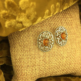 Amber Earrings 13