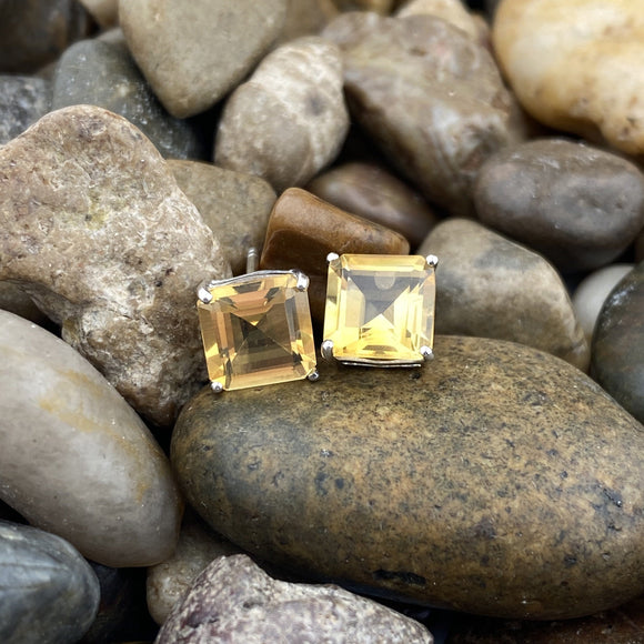 Citrine Earrings 13