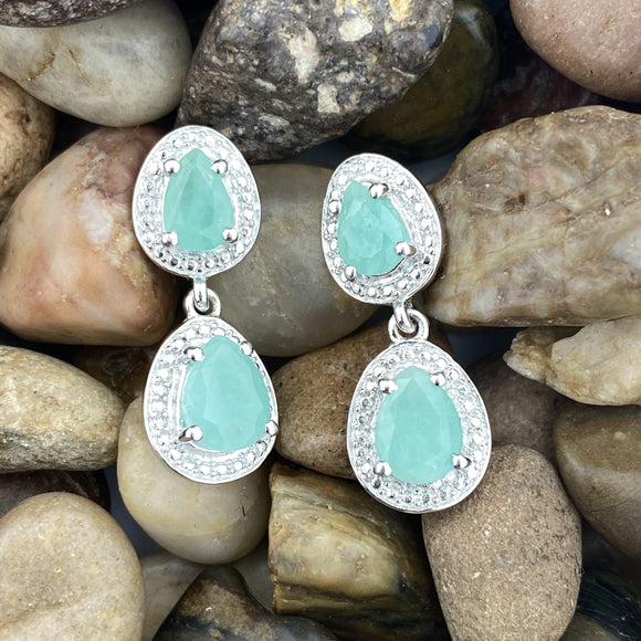 Emerald Earrings 10