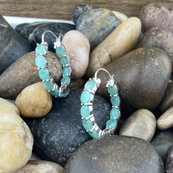 Emerald Earrings 4