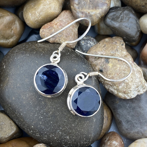 Iolite Earrings 17