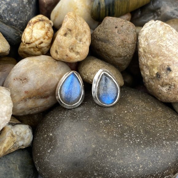 Labradorite Earrings 2