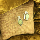 Labradorite Earrings 6