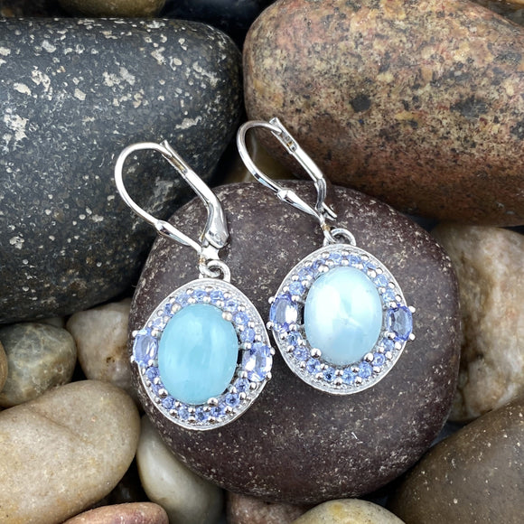 Larimar Earrings 20