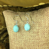 Larimar Earrings 2