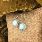Larimar Earrings 3