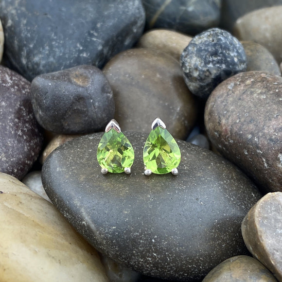 Peridot Earrings 27