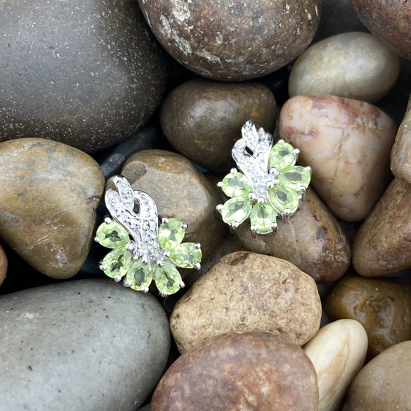Peridot Earrings 29